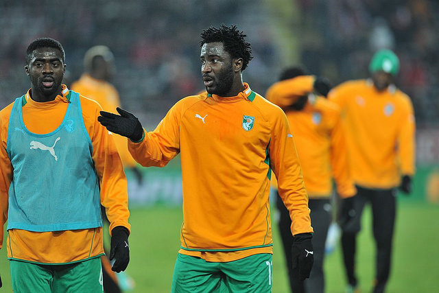 Top 10 most expensive/best African players