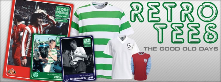 Retro liverpool fc Football t-shirts available at the football shop, sportingkicks.co.uk