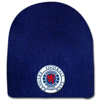 Rangers Beanie Hat Official Glasgow Rangers Wool Hat