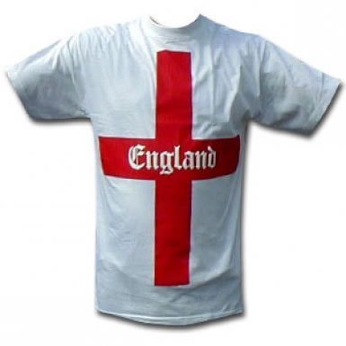 England Cross of St George T-Shirt