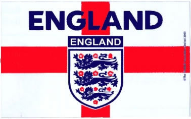 england 3 lions flag england football crest flag official