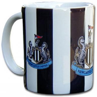 Newcastle Mug Newcastle United Crest Mug