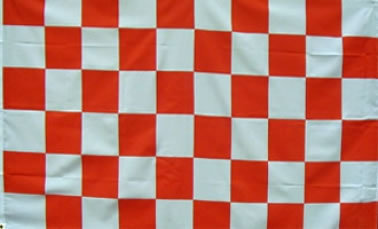 Red & White Flag