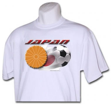 Japan Football T-Shirt