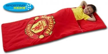 Man Utd Sleepover Bag