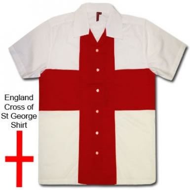 England Cross of St George Shirt