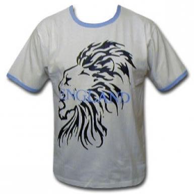 England Lion T-Shirt