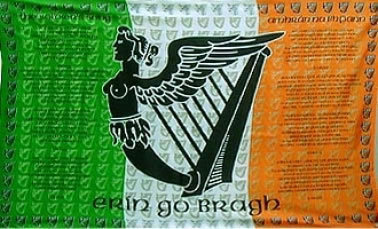 Ireland Soldiers Song Flag