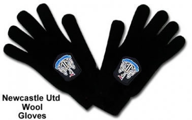 Newcastle Utd Crest Gloves
