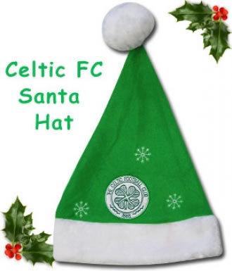 Celtic FC Santa Hat