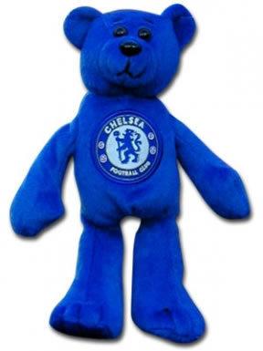Chelsea Beany  Bear Beanie Chelsea Teddy  Bear Chelsea Toy Chelsea Play Teddy