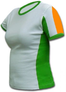 Ireland Fitted Tee