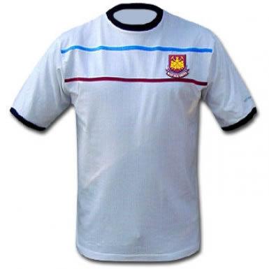 West Ham United Crest Ringer T-Shirt