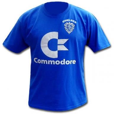 Chelsea Retro T-Shirt