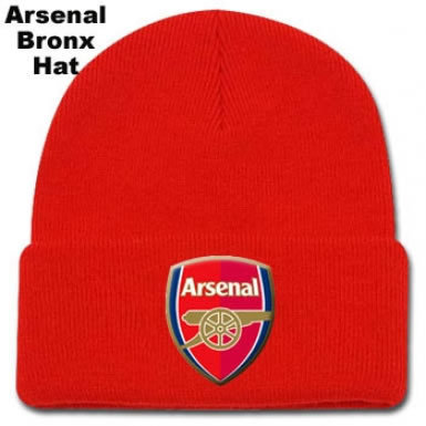 Arsenal Bronx Hat Arsenal FC Crest Football Baseball Cap Arsenal Hat AFC Gunners Cap