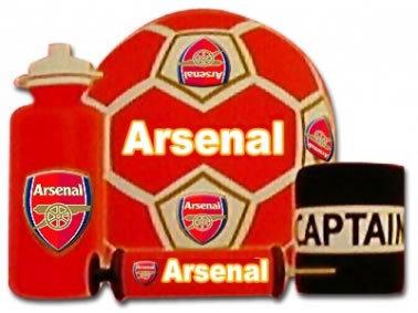 Arsenal FC Players Set