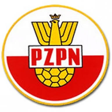 Poland Football Crest  Pin Badge