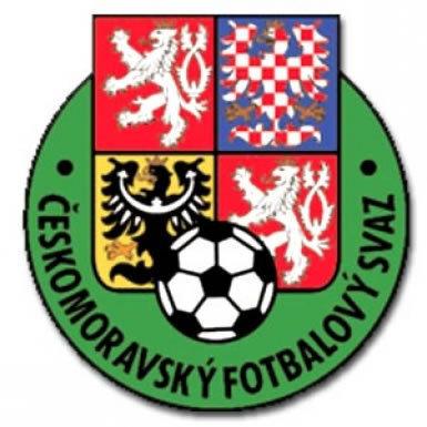 Czech Football Crest Pin Badge