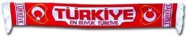 Turkey Football Fans Scarf