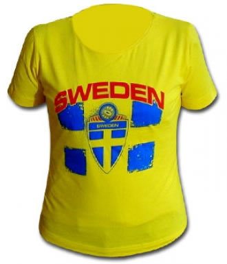 Sweden Skinny Fit Tee