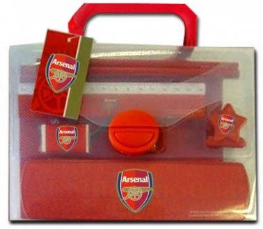 Arsenal FC Kids School Set