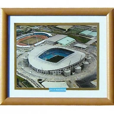 Man City Stadium Print