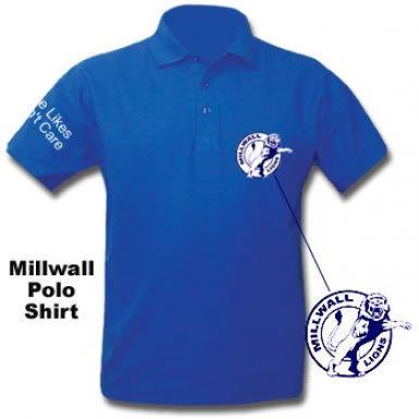 Millwall Lions Polo Shirt