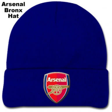 Arsenal Bronx Hat Arsenal Crest Wooly Hat
