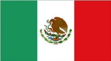 Giant National Flag of Mexico