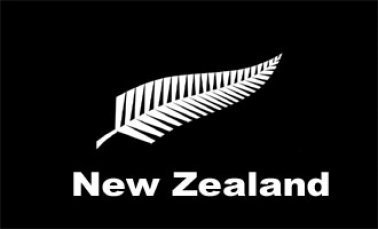New Zealand National Symbol Flag