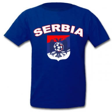Serbia Crest T-Shirt