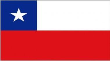 Giant Chile National Flag