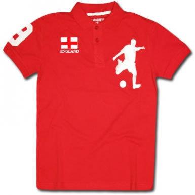 England Football Polo Shirt