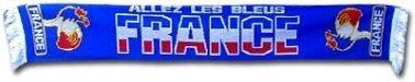 France Football Scarf