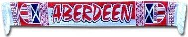 Aberdeen FC Scarf