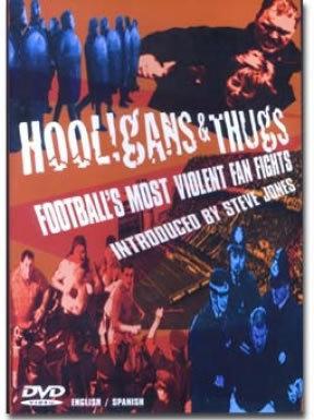 Football Hooligans & Thugs DVD