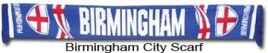 Birmingham City Scarf