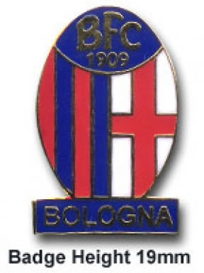 Bologna Crest Pin Badge