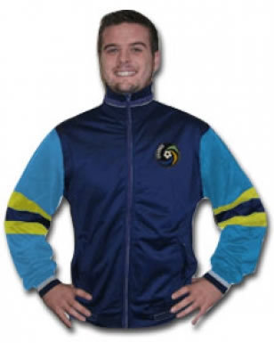 New York Cosmos Tracktop by Toffs