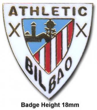 Home Athletico Bilbao Crest Pin Badge