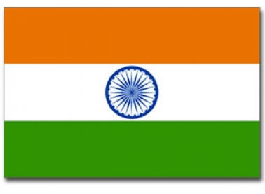 India Giant Flag 5ft x 3ft