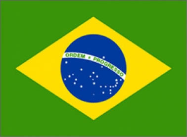 Giant Brazil National Flag