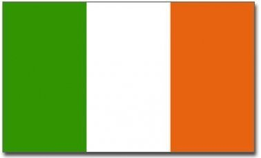 Ireland National Tricolour Flag