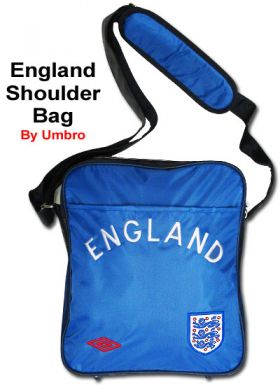 England Crest Flight Bag