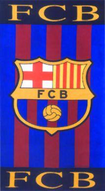 FC Barcelona Towel Barca Beach Towel Barcelona Bath Towel Official Catalan Barcelona Towel