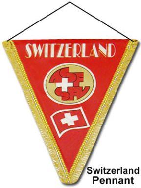 Switzerland Pennant