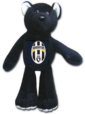 FC Juventus Beanie Bear
