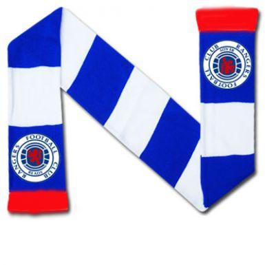 Rangers FC Bar Scarf