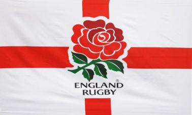 England Rugby RFU Crest Flag