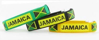 Jamaica Flag Bangles